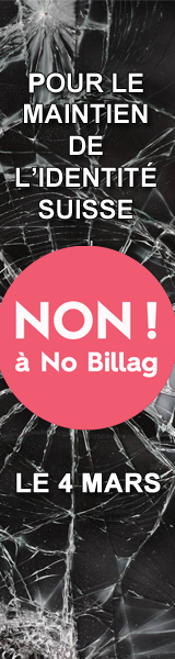 Non à No Billag 160x600