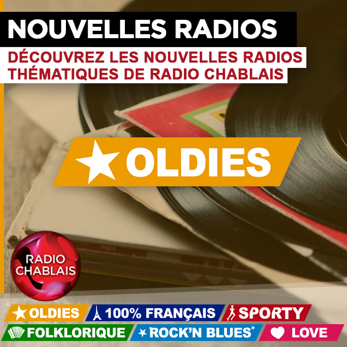 Webradio Oldies